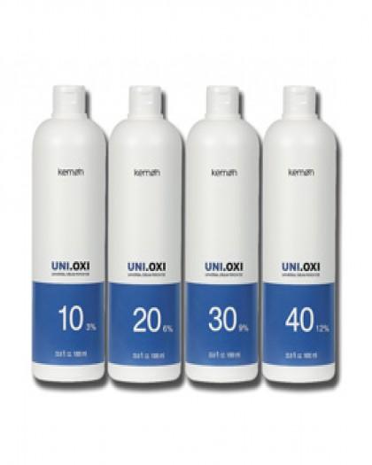 UNI.COLOR OXI 40 Vol.(12%) универсальная, стабилизирующая, окисляющая эмульсия,           1000 ml