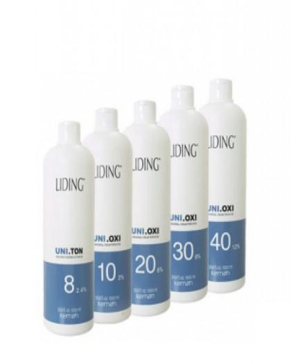 LIDING UNI.OXI 40 Vol. (12%)  универсальная, стабилизирующая, окисляющая эмульсия, 100 ml
