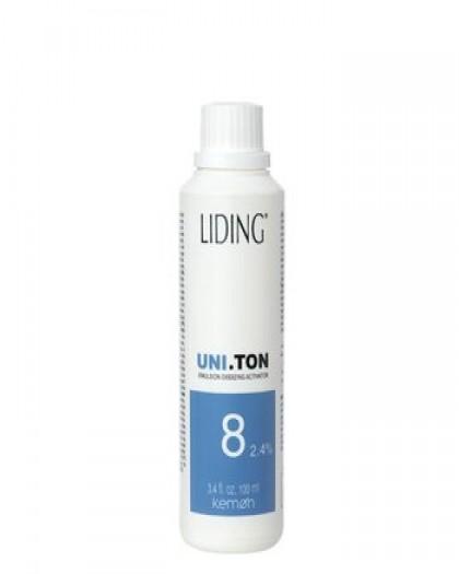 LIDING UNI.TON 8 Vol. (2.4%)  универсальная, стабилизирующая, окисляющая эмульсия, 100 ml