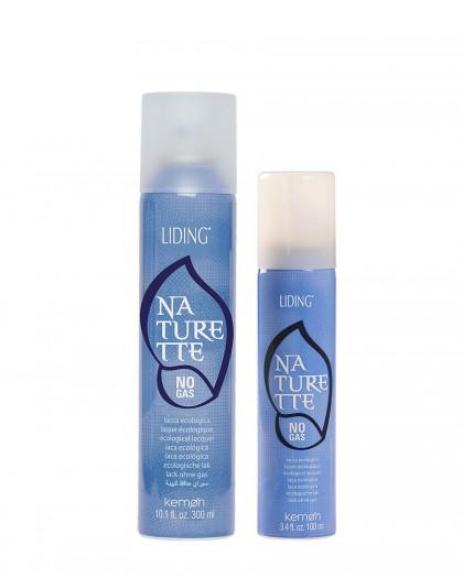 NATURETTE No Gas экологический лак для волос нормальной фиксации, 300 ml