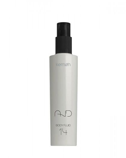 Body Fluid 14 флюид для объема, придающий волосам плотность и блеск, 150  мл And