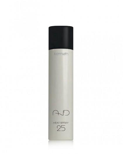 Heat Spray  25 Спрей - питание для горячей укладки c естественной фиксацией 200 ml And