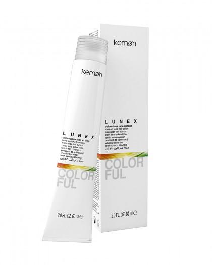 Окрашивающий крем для создания ярких оттенков Lunex Colorful  CLEAR нейтральный  60 ml