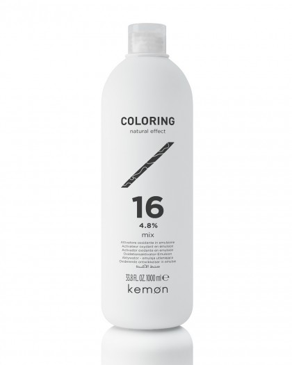COLORING Mix 16 Vol (4,8%) Активатор окисляющая эмульсия                                     1000 ml