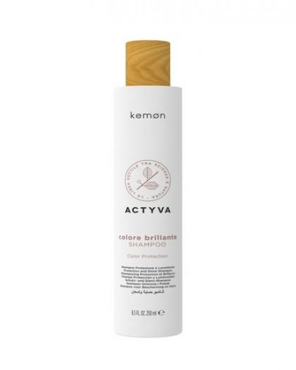 Colore Brillante Shampoo шампунь для защиты цвета и блеска окрашенных волос, 1000 ml sn