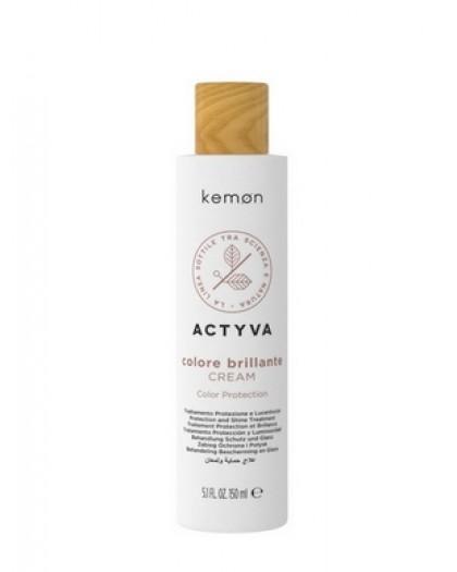 Colore Brillante Cream крем несмываемый для защиты цвета и блеска окрашенных волос, 150 ml sn